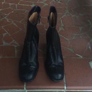 Vintage 1990s J. Crew ankle boots 6